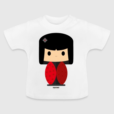 Kawaii ksi - T-shirt Bébé
