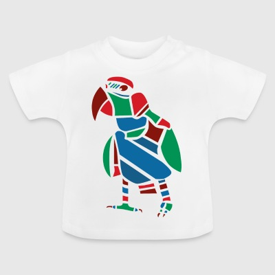 Parrot Vector graphic - Baby T-Shirt