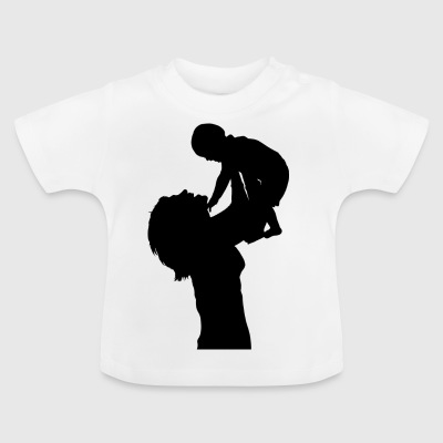 Mom and baby - Baby T-Shirt