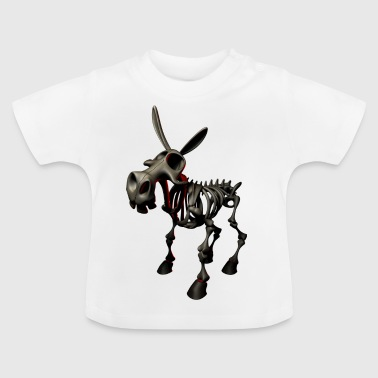 Hell's Donkey - Donkey from hell - Baby T-Shirt