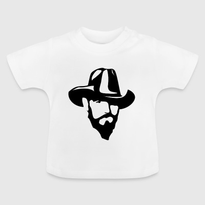 cow-boy - T-shirt Bébé