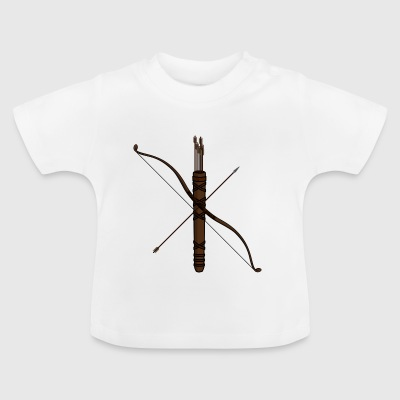 bow and arrow - Baby T-Shirt
