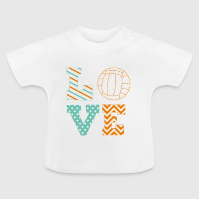volleybal - Baby T-shirt