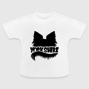 Yorkshire Silhouette - Baby T-Shirt