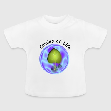 circles of life - Baby T-Shirt