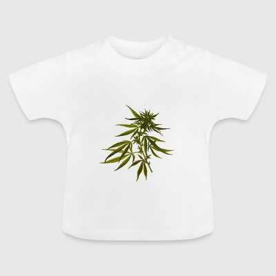 cannabis - Baby-T-shirt