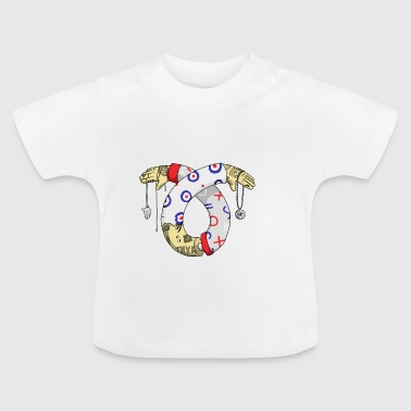 tatoo illustration - Baby-T-shirt