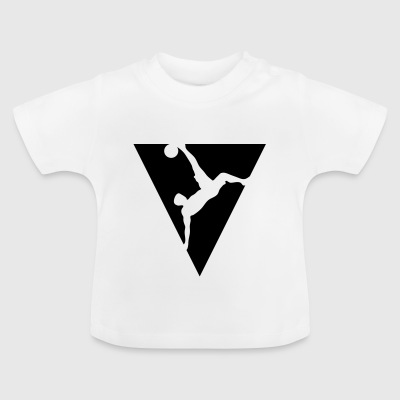 Bicicle kick omhaal - Baby T-shirt