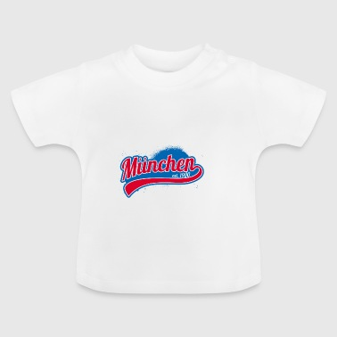 Football League Tyskland München 1900 Master Gate - Baby T-shirt