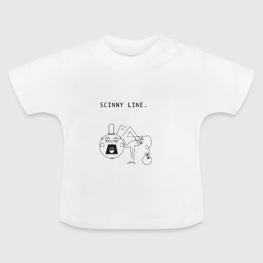 Hut Bombe - Baby T-Shirt