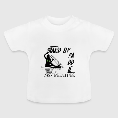 SUP Beauties Germany - Baby T-Shirt
