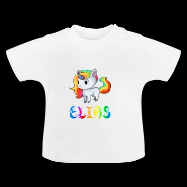 Elias unicorn - Baby T-Shirt