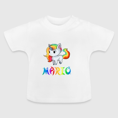 Unicorn Mario - Baby T-Shirt