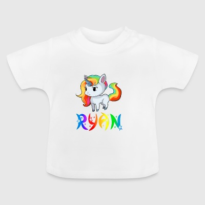 Unicorn Ryan - Baby T-Shirt