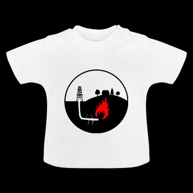 Öl Produktion - Baby T-Shirt