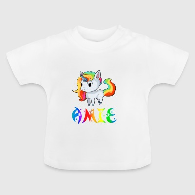 Unicorn Amie - Baby T-Shirt