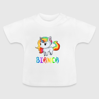 Unicorn Bianca - Baby T-Shirt