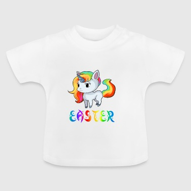 Unicorn påsk - Baby-T-shirt