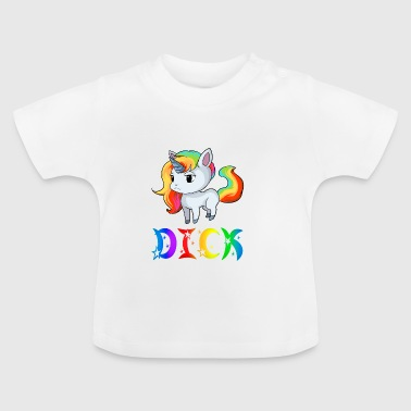 Unicorn Dick - Baby T-Shirt