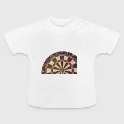 dart colored - Baby T-Shirt