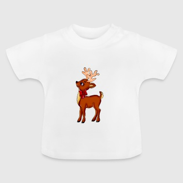 ADORABLE RENNE - Baby T-Shirt