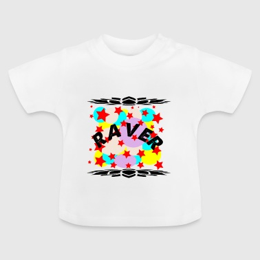 raver curve - Baby T-Shirt