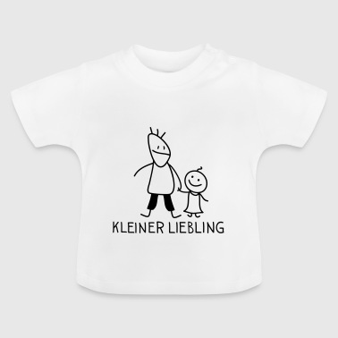 mindre favorit - Baby-T-shirt