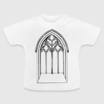 Church window - Baby T-Shirt