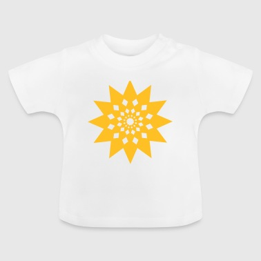 poinsettia - Baby-T-shirt