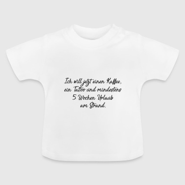 Tattoo - Baby T-Shirt