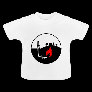 Oil production - Baby T-Shirt