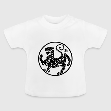 Shotokan Tiger - Baby T-Shirt