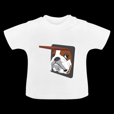 Curious boy - Baby T-Shirt