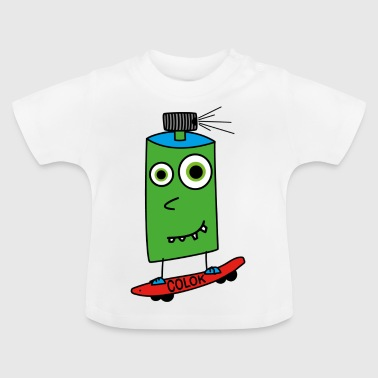 Board sprayer - Baby T-Shirt