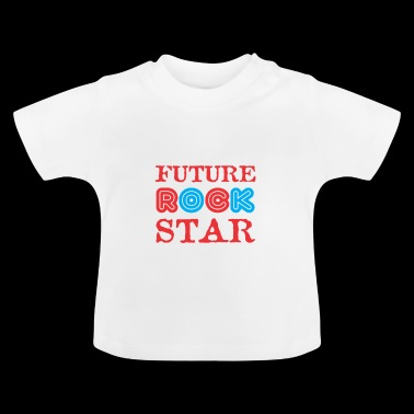 Future - Funny Babies Baby Baby - Baby T-Shirt