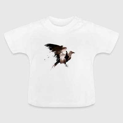 Gothic Raven - Baby T-shirt