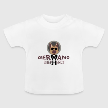 Gift German Shepherd German Shepherd - Baby T-Shirt