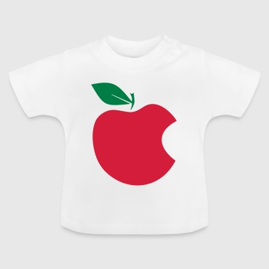 äpple - Baby-T-shirt