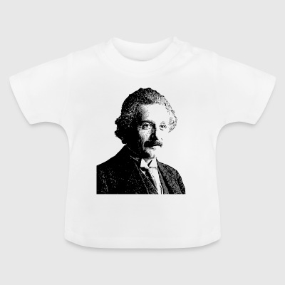 Albert Einstein - T-shirt Bébé