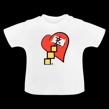 Heart Care Care - Baby T-Shirt