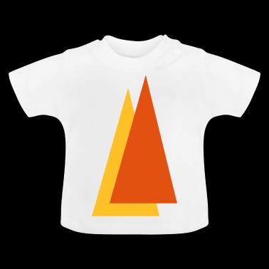 Triangle - Baby T-Shirt