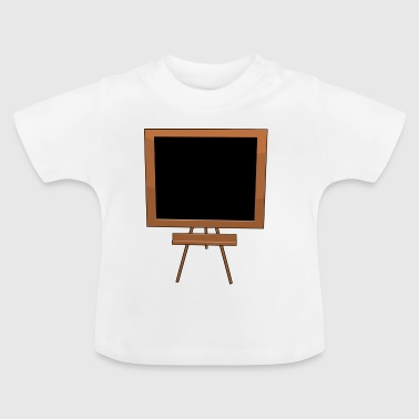 table - T-shirt Bébé