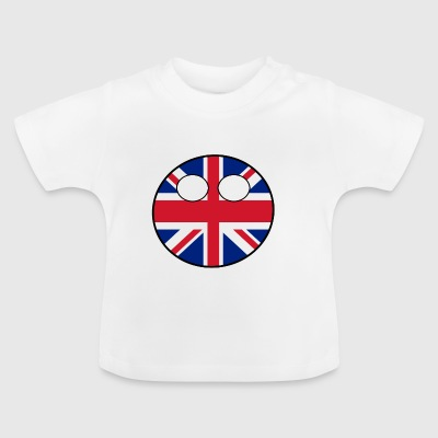 Countryball Country Home England - Baby T-Shirt
