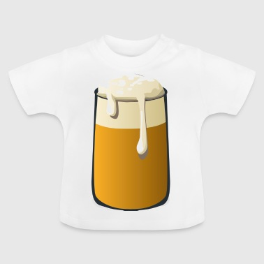 Glass of Beer - Baby T-Shirt