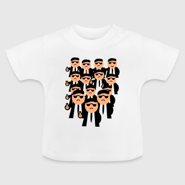 gangster - Baby T-Shirt