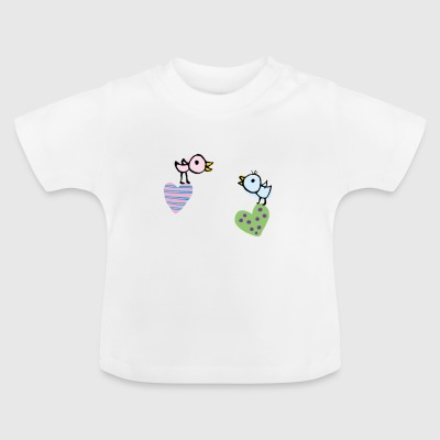 Two birds - Baby T-Shirt