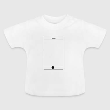 mobil - Baby-T-shirt
