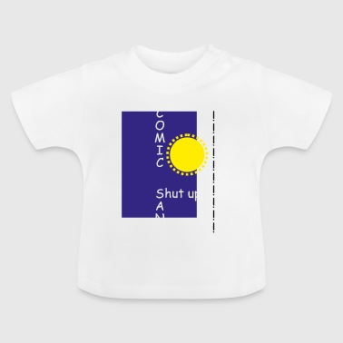 comic Sans - T-shirt Bébé