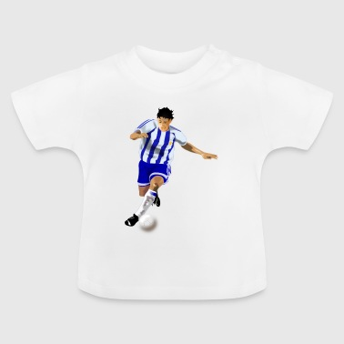 Football players - Baby T-Shirt