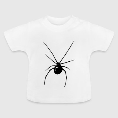 real spider - Baby T-Shirt